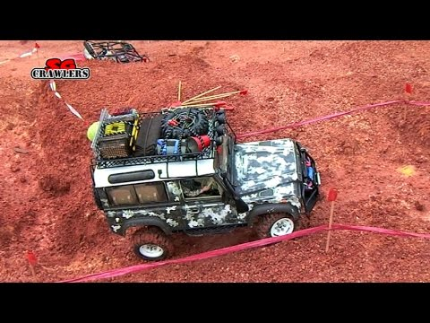 SGCrawlers Scale RC Trucks Offroad Adventures Challenge Trial AEV Jeep Brute TF2 hilux Defender Jeep - UCfrs2WW2Qb0bvlD2RmKKsyw