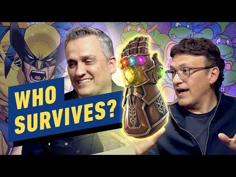 Which X-Men and Ninja Turtle Would Survive the Avengers' Russo Bros Snap? - UCKy1dAqELo0zrOtPkf0eTMw