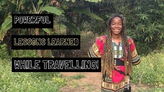 TRAVEL STORYTIME: Most POWERFUL Lesson I Learned While Travelling