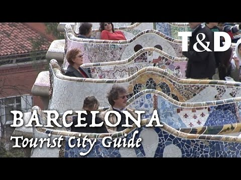 Barcelona Tourist City Guide Best Place - Travel & Discover - UCYlW84S3ZOS4RpCmTKBdGow