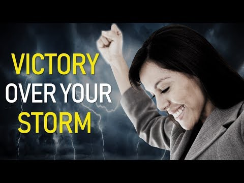 VICTORY OVER YOUR STORM - BIBLE PREACHING  PASTOR SEAN PINDER