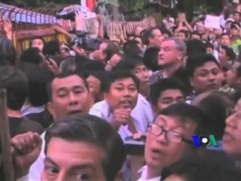 Bà Aung San Suu Kyi được tự do có dẫn đến thay đổi ở Miến Điện? (VOA)