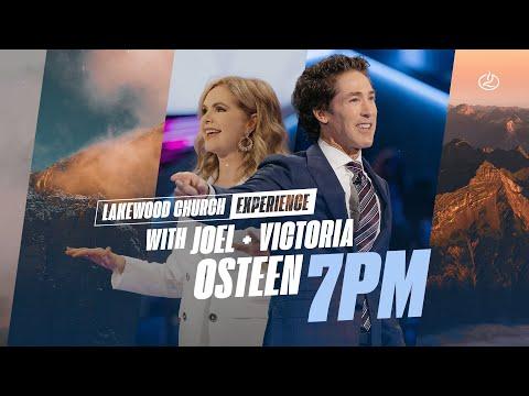 Lakewood Church Service  Joel Osteen  Sunday 7pm