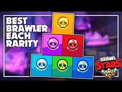 The BEST Brawler For Each RARITY! + Rarity Gun Game Challenge! - Showdown Gameplay! - Brawl Stars - UCUZks0tPvD_ZbNwtBzyR_JQ