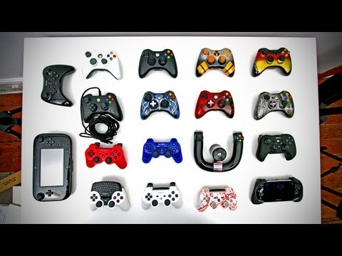 Ultimate Controller Collection (XBOX 360, PS3, Wii U, Custom Controllers & More) - UCsTcErHg8oDvUnTzoqsYeNw