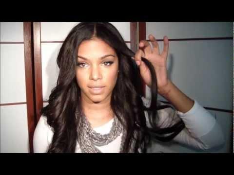 Kardashian Signature Hair Tutorial