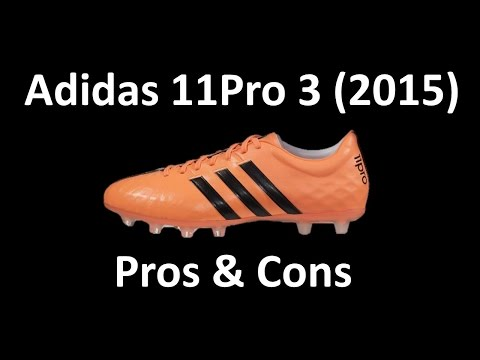 Adidas 11Pro 3 (2015) - Pros & Cons Review - UCUU3lMXc6iDrQw4eZen8COQ