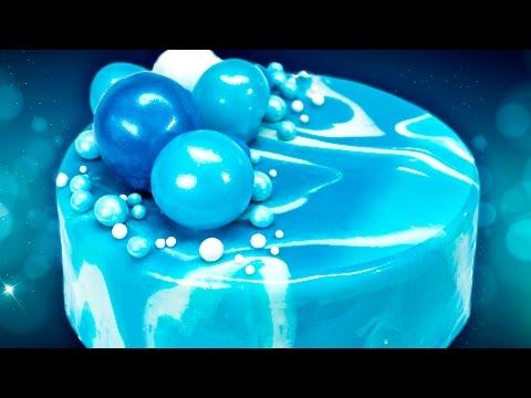 How to Make a Mirror Cake (Mirror Glaze Cake) from Cookies Cupcakes and Cardio - UCg-YSRB6TsIq-c5PUZ0F1Jg