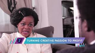PASSION AND DIVERSIFICATION STRATEGY IN BUSINESS
