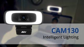 Quality video | CAM130 Intelligent Lighting