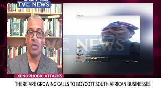 Xenophobic attacks in SA is an issue that everyone is concerned about not only Nigerians-Angelo Fick