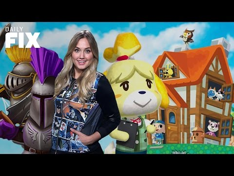 Games with Gold & Animal Crossing Sells Big - IGN Daily Fix - UCKy1dAqELo0zrOtPkf0eTMw