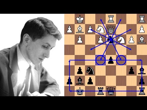 Bobby Fischer's 21-move brilliancy - UCCDOQrpqLqKVcTCKzqarxLg
