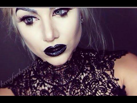 """dark queen"" fantasy inspired makeup tutorial | AudioMania.lt"