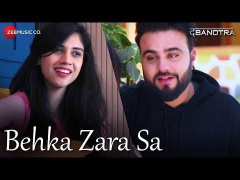 BEHKA ZARA SA Lyrics - Da Banotra feat. Shivangi Bhayana   Rini Das