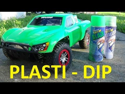 HOW TO PLASTI DIP YOUR RC CAR BODY - UCEPQf2fSnWEl2c8D8pJDULg
