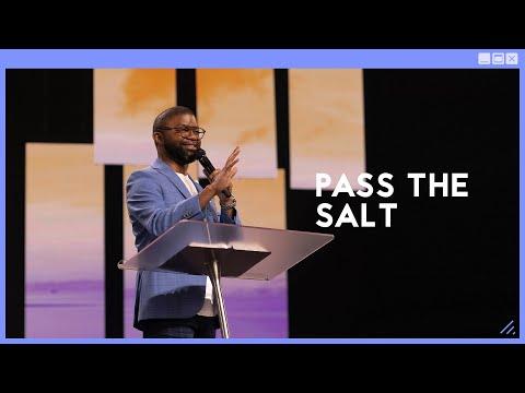 Gateway Church Live  Pass the Salt by Pastor Tim Ross  June 20