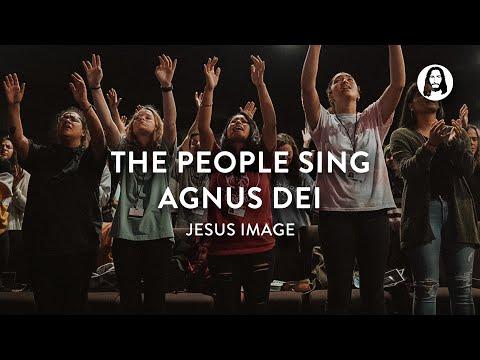 The People Sing Agnus Dei  Jesus Image Church