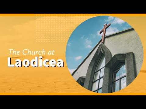 The Church at Laodicea - Message Only