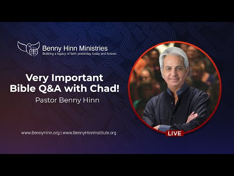 Very Important Bible Q&A with Chad!