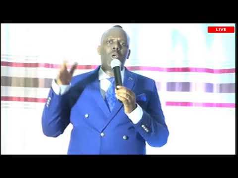 LIVE // FOURSQUARE TV '' SEASON IN SPIRITUAL LIFE '' With Bishop Dr Fidele MASENGO