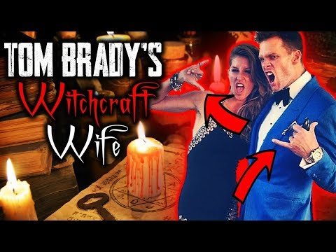 Breaking end time: Tom Brady  Attributes Good Witch Wife & Witchcraft for Super Bowl Win!!!