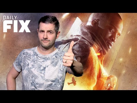 Battlefield 2018, Anthem Planned for E3's EA Play - IGN Daily Fix - UCKy1dAqELo0zrOtPkf0eTMw