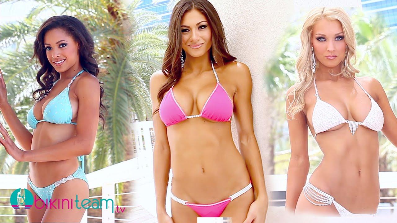 Miss Hooters International Swimsuit Pageant Finalist 2014