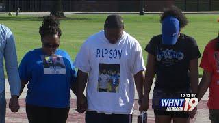 Alabama A&M University host prayer vigil