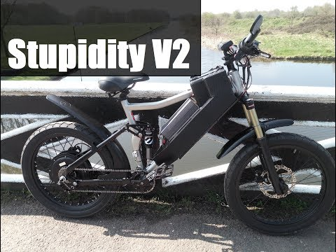 Insanely fast DIY electric eBike V2 - I want more POWER! - UC4fCt10IfhG6rWCNkPMsJuw