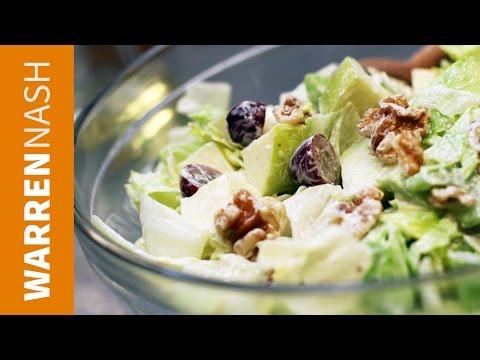 Waldorf Salad Recipe - Simple & Refreshing - Recipes by Warren Nash