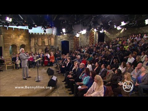 I'll Give You the Land - A special sermon from Benny Hinn