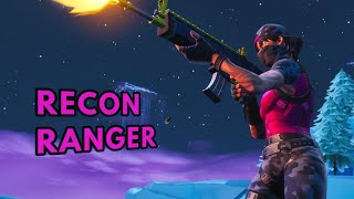 *NEW* Recon Ranger Outfit Review! - Fortnite battle royale