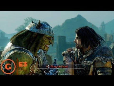 Middle-earth: Shadow of Mordor Nemesis System - E3 2014 Trailer - UCbu2SsF-Or3Rsn3NxqODImw
