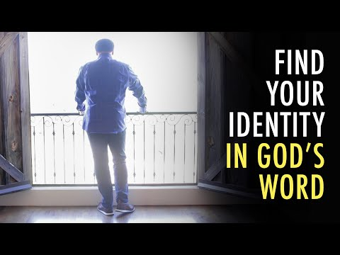 Find Your Identity in God's Word - Oneness Embraced Book Excerpt Reading by Tony Evans, 4