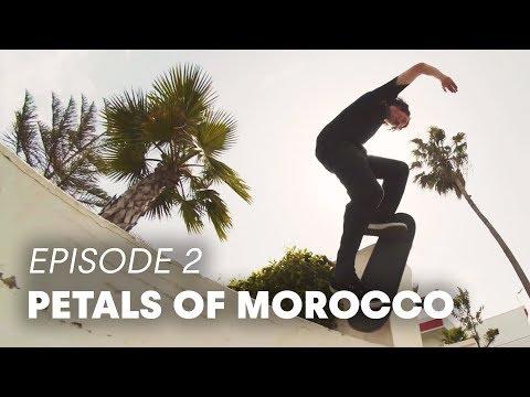 Skating Into Rabat and Casablanca. |Petals Of Morocco E2 - UCf9ZbGG906ADVVtNMgctVrA