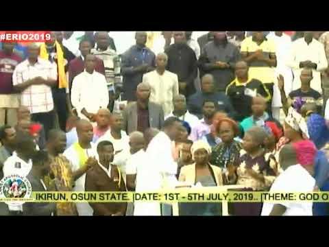 DAY 5 (GRAND FINALE VIGIL) - Apostle Joseph Ayo Babalola Power Explosion 2019.