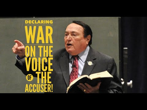 Declaring War On The Voice Of The Accuser!