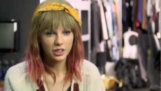 I Knew You Were Trouble (Behind the Scenes)