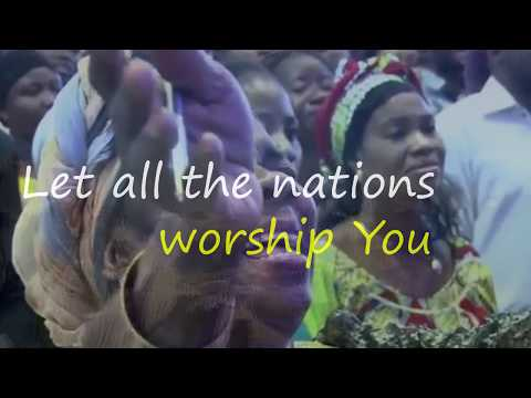 THE LORD OF ALL by ELIJAH OYELADE {LYRICS VIDEO}
