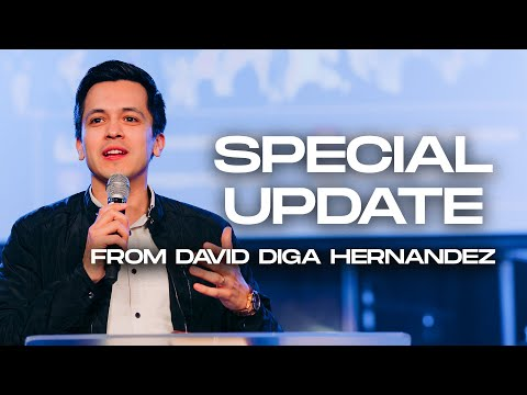 BREAKING NEWS! David Diga Hernandez in NorCal this weekend!