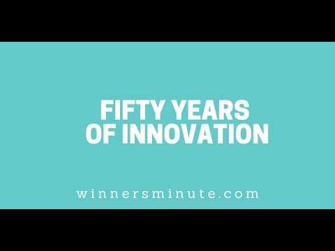 Fifty Years of Innovation // The Winner's Minute With Mac Hammond