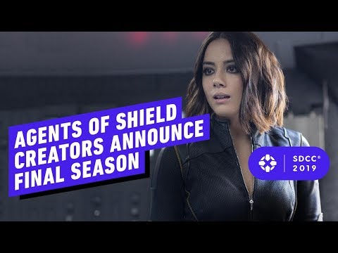 Agents of SHIELD Creators Announce Final Season - Comic Con 2019 - UCKy1dAqELo0zrOtPkf0eTMw