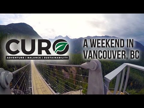 Things to do in Vancouver, British Columbia - October 2015