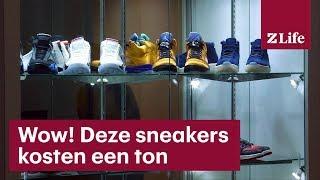 's Werelds exclusiefste sneakers onder de hamer • Z Life