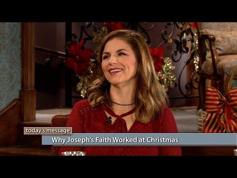 Why Josephs Faith Worked at Christmas
