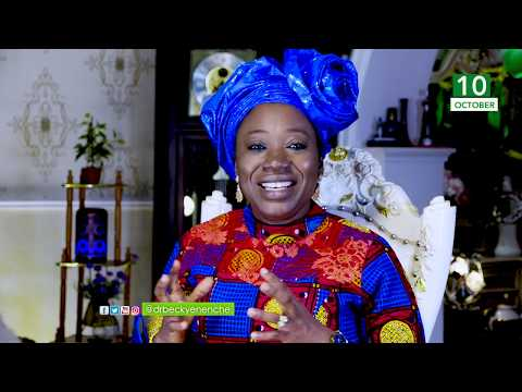 Dr Becky Paul-Enenche - SEEDS OF DESTINY  THURSDAY 10TH OCTOBER, 2019