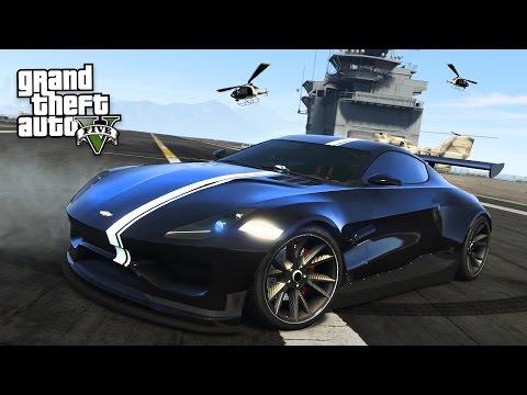 "NEW JAMES BOND ""ASTON MARTIN DB10"" SPECTER SPORTS CAR SPENDING SPREE!! (GTA 5 Online DLC Update) - UC2wKfjlioOCLP4xQMOWNcgg"