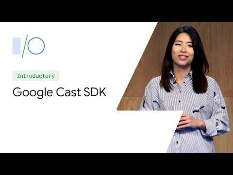 What's New in the Google Cast SDK (Google I/O'19) - UC_x5XG1OV2P6uZZ5FSM9Ttw