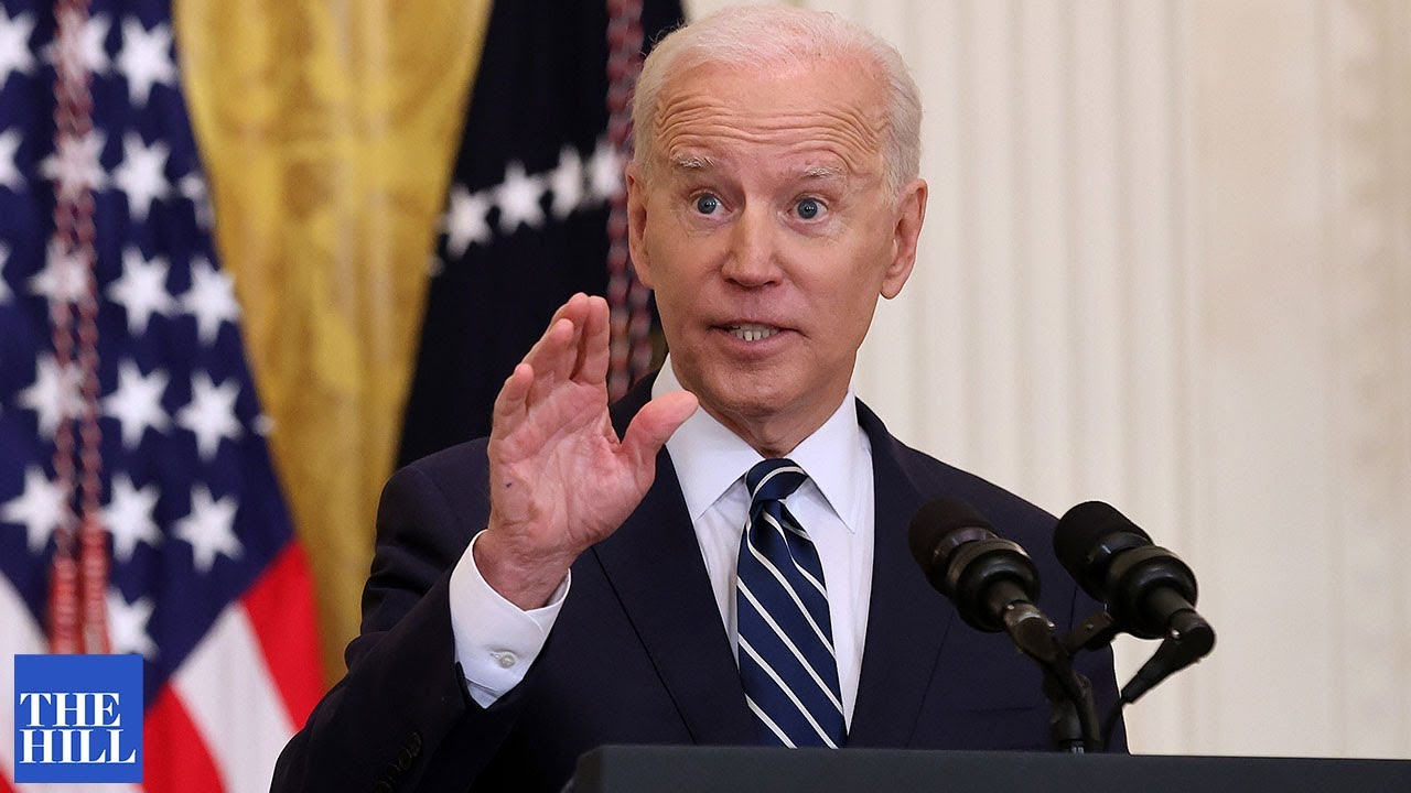 """""""I will take action."""" Biden made clear that the US will take action for new cyberattacks from Russia"""